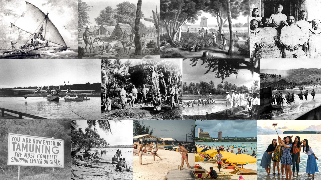 Guam History