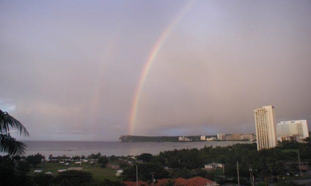 Guam Rainbow 🌈