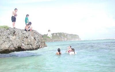 Turtle Head Rock, Pago Bay
