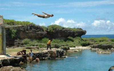 Inarajan Pool – Old Diving Board