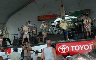 Beach Boys Playing Guam