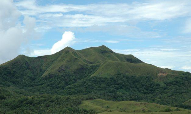 Southern Guam Mountain Photo
