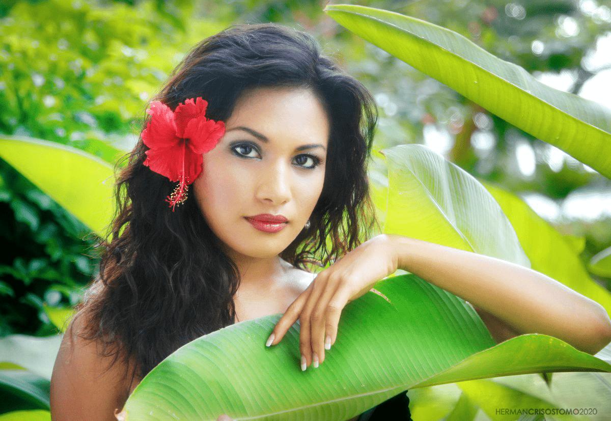 Guam Island Girl