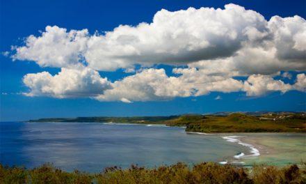 Guam Cliffs and Beaches