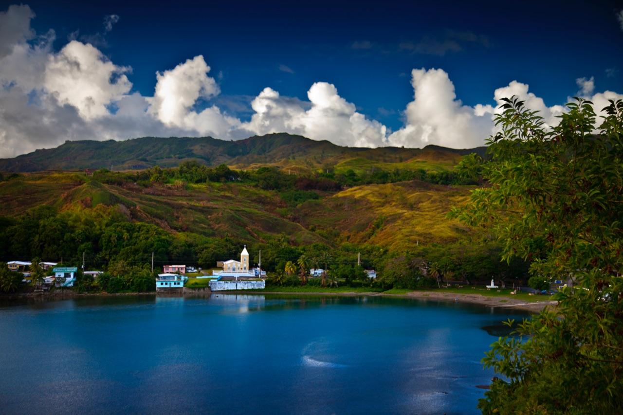Umatac Bay, Guam