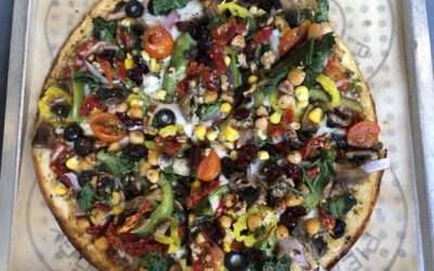Pieology Pizzeria – Vegan Pizza