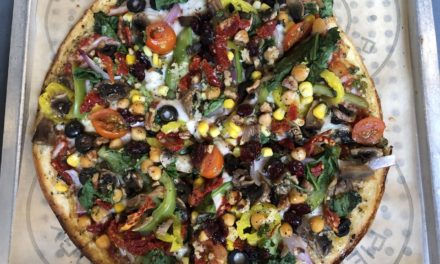 Pieology Pizzeria – Vegan Pizza