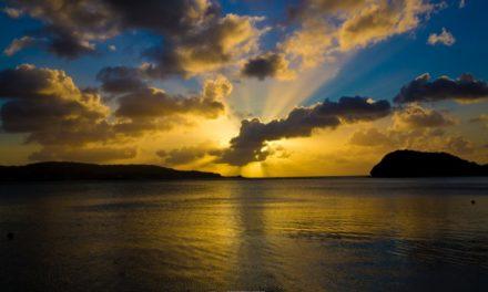 Typical Guam Sunset